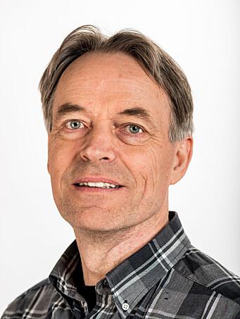 Kai Gustavsen, fagsjef for inneklima i Norges Astma- og allergiforening (NAAF). Foto: NAAF