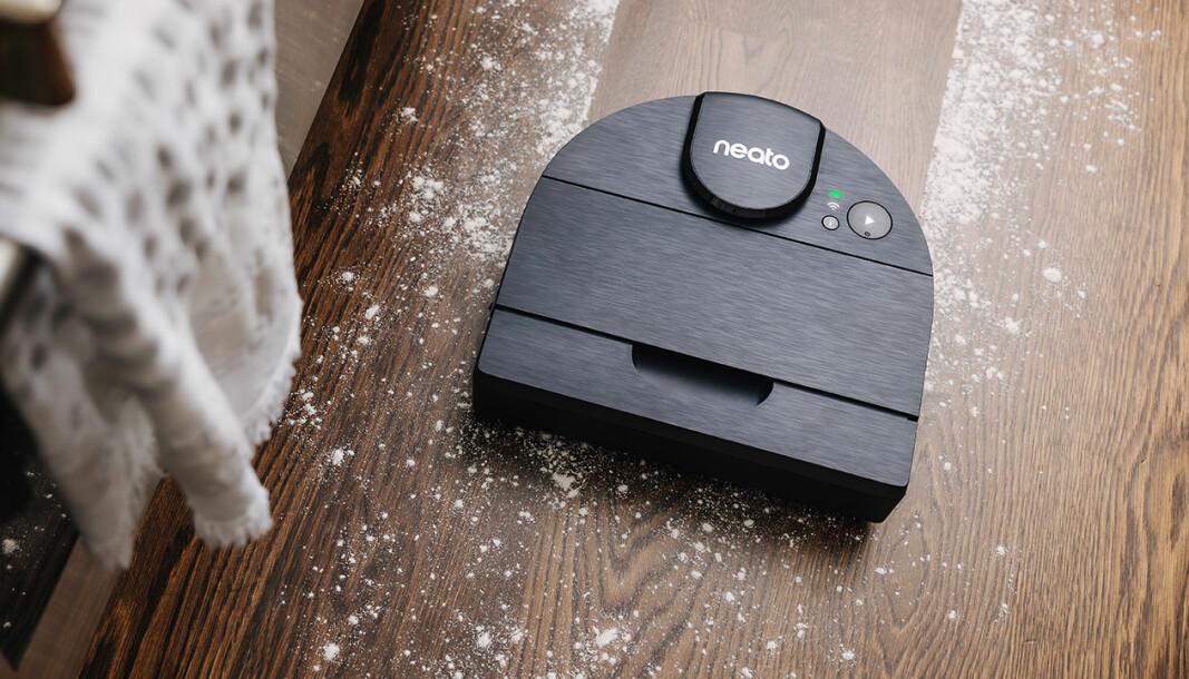 Neato D8. Foto: Neato Robotics