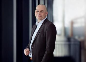 Bjørn Ivar Moen er administrerende direktør i Allente. Foto: Allente