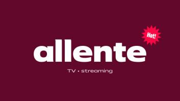 Logoen til Allente. Illustrasjon: Allente