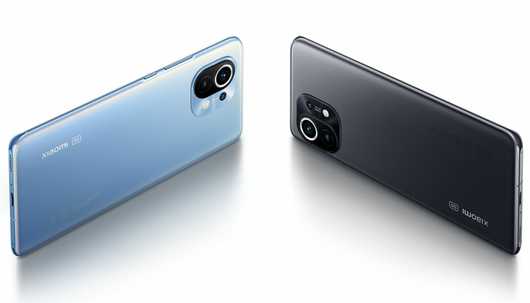 Xiaomi Mi 11. Foto: Xiaomi