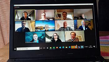 PANDEMIEN SETTER FART PÅ DIGITALISERINGEN