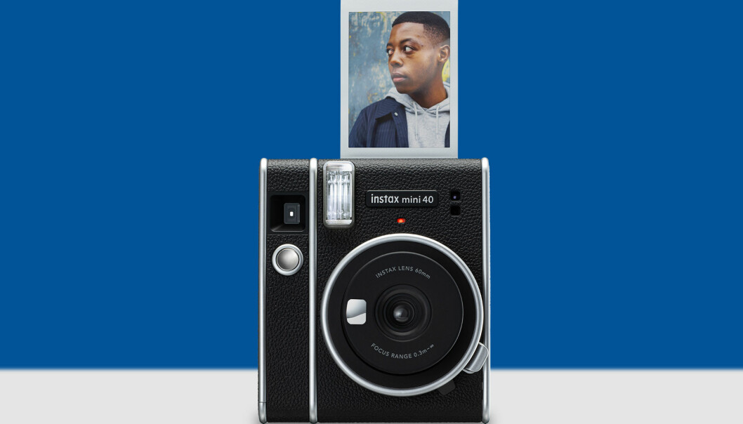 instax mini 40: Foto: Fujifilm
