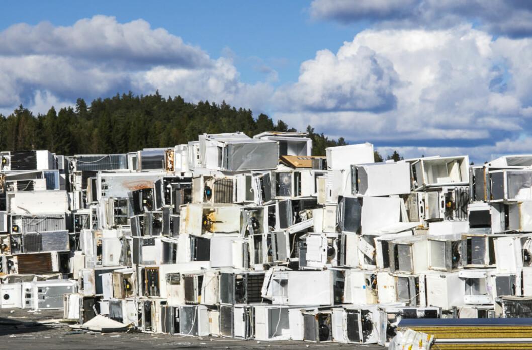 I 2021 kommer en rekke nye direktiver og regler om sirkulærøkonomi og det grønne skiftet som vil påvirke den norske elektronikkbransjen. Foto: Norsirk
