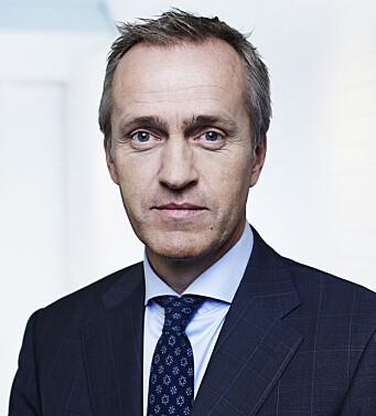 Canica-sjef Nils Selte sier tidspunktet er bra for å ta Komplett tilbake på børs. Foto: Orkla