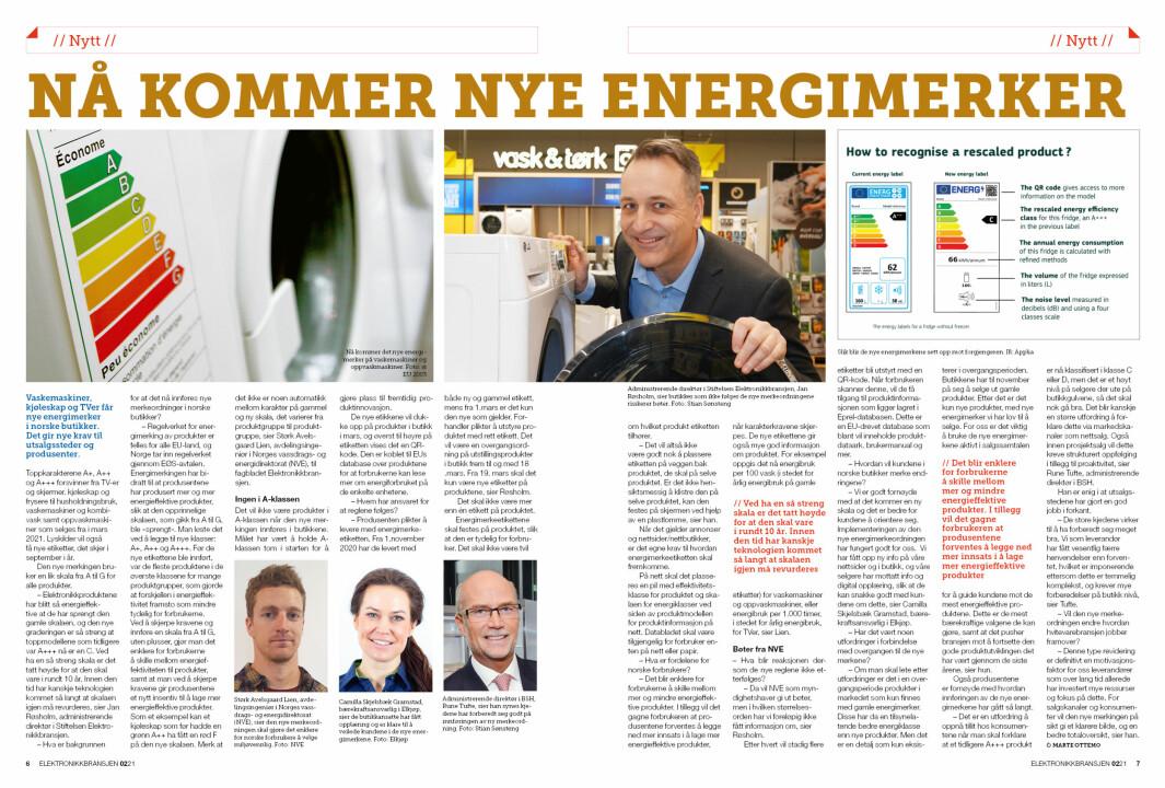 """Artikkelen ble første gang publisert i papirutgaven av fagbladet Elektronikkbransjen nr. 2/2021, som ble distribuert 19 april. <a target=""""_blank"""" href=""""https://www.mypaper.se/html5/customer/248/13163/?page=6"""" aria-label="""""""">Her kan du lese artikkelen</a> og bla gjennom digitalutgaven av bladet. Du kan lese alle utgaver av bladet digitalt, fra og med nr. 1/1937, på <a target=""""_blank"""" href=""""https://www.elektronikkbransjen.no/historiskarkiv"""" aria-label="""""""">elektronikkbransjen.no/historiskarkiv</a>."""
