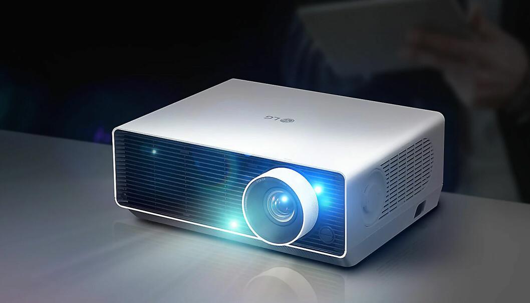 LG ProBeam Laser 4K. Foto: LG