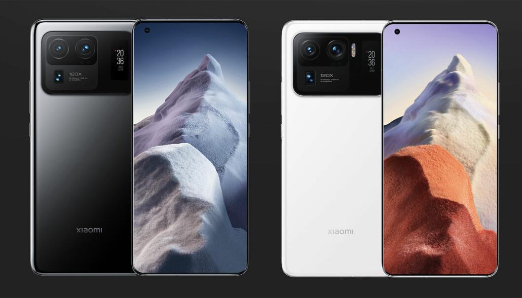 Xiaomi Mi 11 Ultra. Foto: Xiaomi