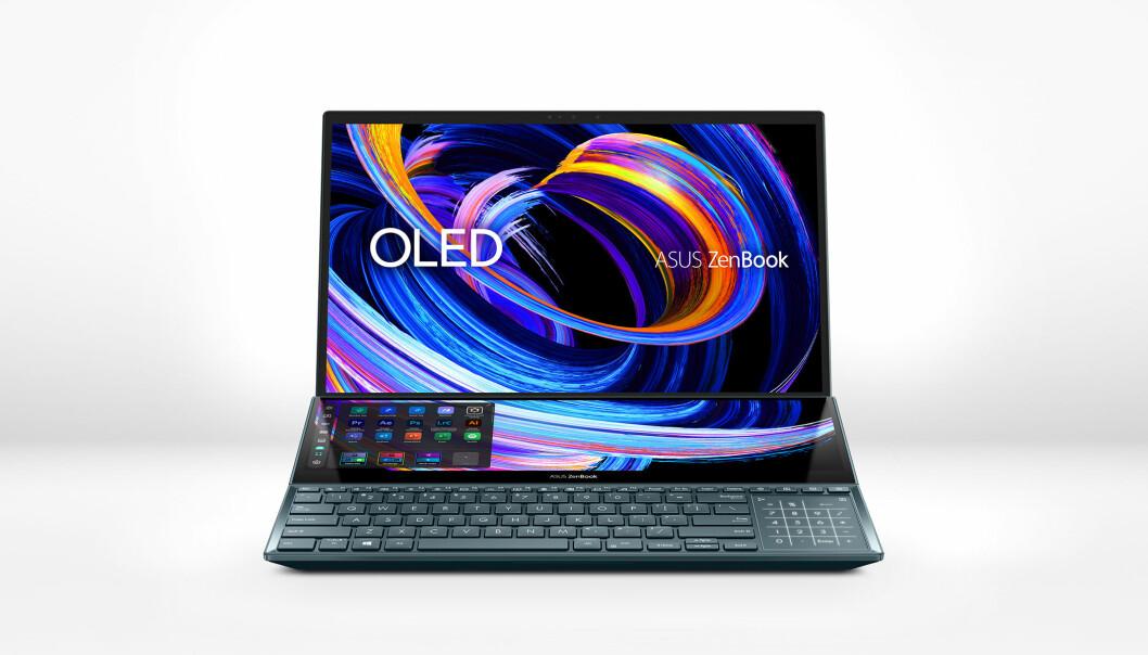 Asus ZenBook Pro Duo 15 oled (UX582). Foto: Asus