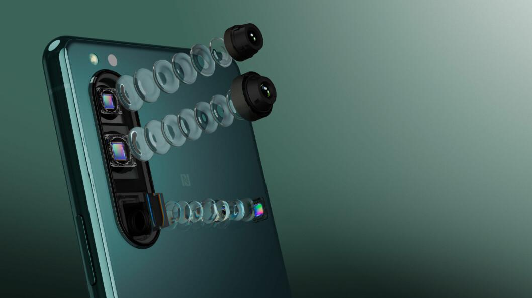 Sony Xperia 5 III. Foto: Sony