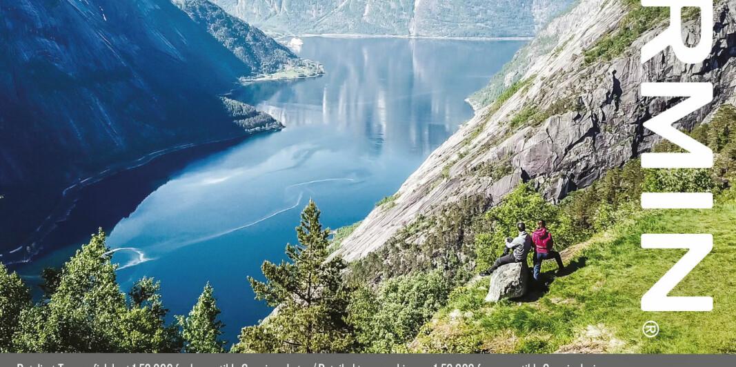 GARMIN TOPO NORWAY EXPERIENCE V5