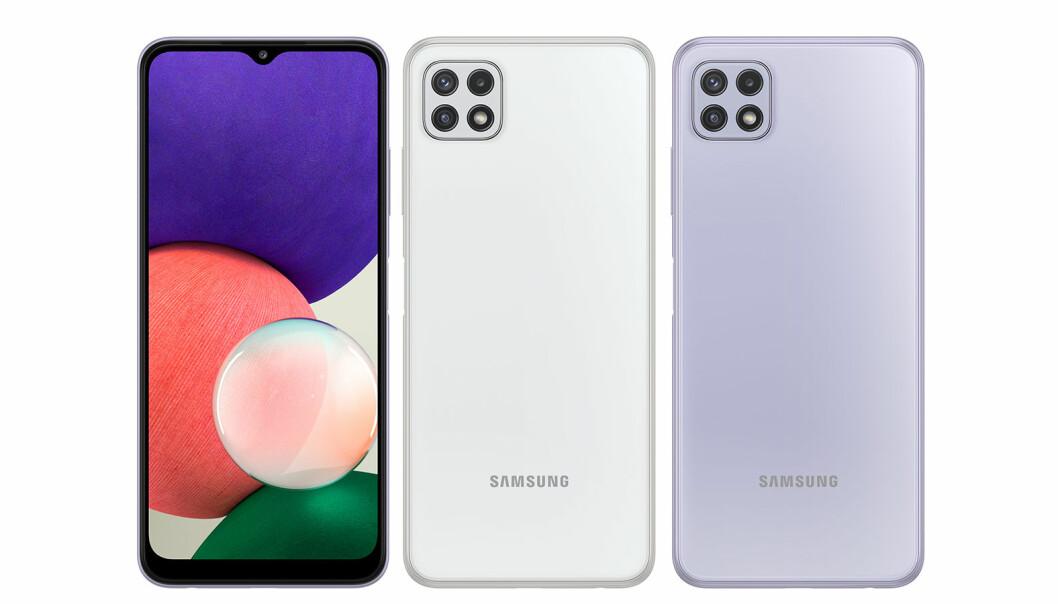 Samsung Galaxy A22 5G. Foto: Samsung