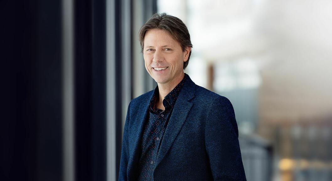 Svein-Erik Davidsen er Norgessjef i Allente. Foto: Allente
