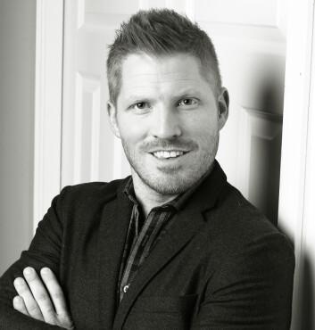Patrik Windestam er senior nordisk produktsjef i Gandalf Distribution AB. Foto: Gandalf