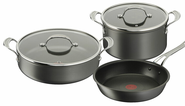 Cook's Classic Hard Anodized. Foto: Tefal