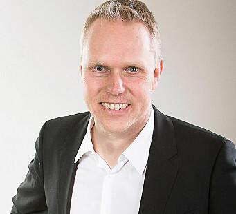Administrerende direktør Niels Bille i Gorenje Group Nordic A/S. Foto: Gorenje
