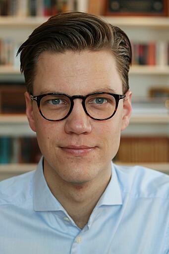 Petter Kvarme begynte 1. april som nøkkelkundesjef i TT Micro for Gandalfs portefølje. Foto: TT Micro