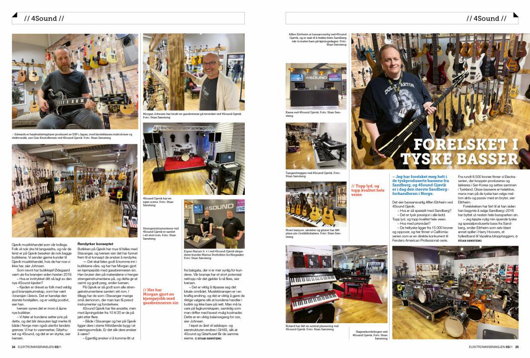 """Artikkelen er tidligere publisert i papirutgaven av fagbladet Elektronikkbransjen nr. 3/2021, som ble distribuert 21. juni. <a target=""""_blank"""" href=""""https://www.mypaper.se/html5/customer/248/13229/?page=24"""" aria-label="""""""">Her kan du lese artikkelen</a> og bla gjennom digitalutgaven av bladet. Du kan lese alle utgaver av bladet digitalt, fra og med nr. 1/1937, på <a target=""""_blank"""" href=""""https://www.elektronikkbransjen.no/historiskarkiv"""" aria-label="""""""">elektronikkbransjen.no/historiskarkiv</a>."""