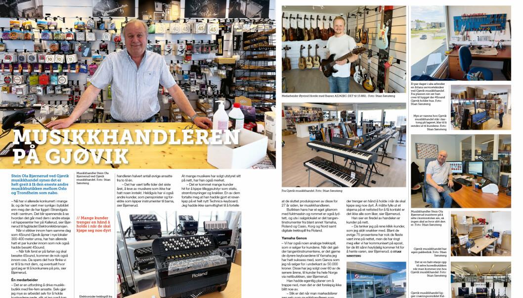 """Artikkelen er tidligere publisert i papirutgaven av fagbladet Elektronikkbransjen nr. 3/2021, som ble distribuert 21. juni. <a target=""""_blank"""" href=""""https://www.mypaper.se/html5/customer/248/13229/?page=30"""" aria-label="""""""">Her kan du lese artikkelen</a> og bla gjennom digitalutgaven av bladet. Du kan lese alle utgaver av bladet digitalt, fra og med nr. 1/1937, på <a target=""""_blank"""" href=""""https://www.elektronikkbransjen.no/historiskarkiv"""" aria-label="""""""">elektronikkbransjen.no/historiskarkiv</a>."""