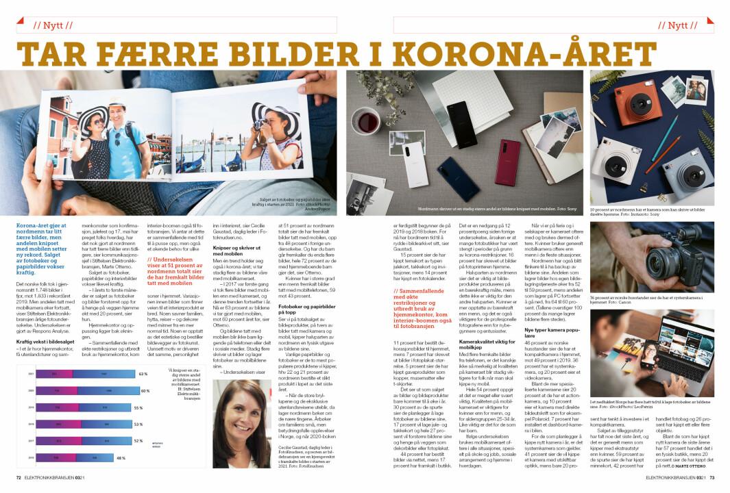 """Artikkelen er tidligere publisert i papirutgaven av fagbladet Elektronikkbransjen nr. 3/2021, som ble distribuert 21. juni. <a target=""""_blank"""" href=""""https://www.mypaper.se/html5/customer/248/13229/?page=72"""" aria-label="""""""">Her kan du lese artikkelen</a> og bla gjennom digitalutgaven av bladet. Du kan lese alle utgaver av bladet digitalt, fra og med nr. 1/1937, på <a target=""""_blank"""" href=""""https://www.elektronikkbransjen.no/historiskarkiv"""" aria-label="""""""">elektronikkbransjen.no/historiskarkiv</a>."""