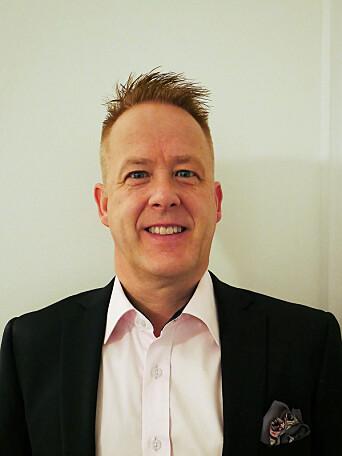 Peter Frisch er nordisk ansvarlig for mobil. Foto: TCL