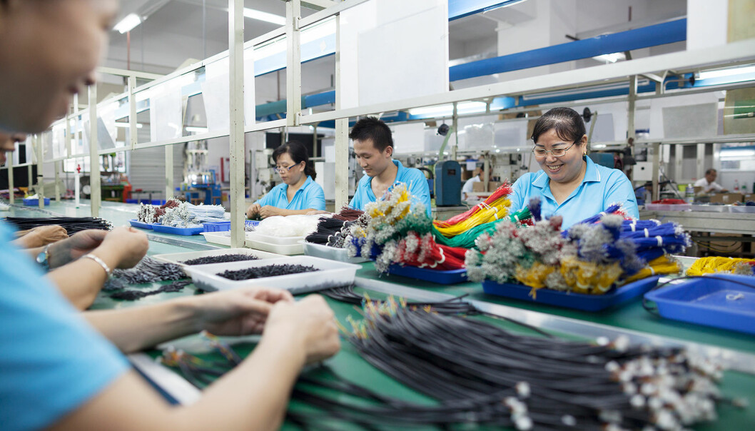 Loven omfatter såkalt «store virksomheter». Foto: iStock