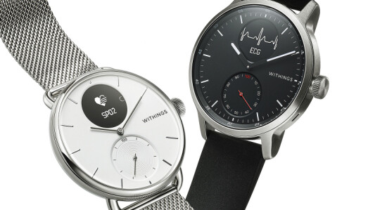 WITHINGS SCANWATCH