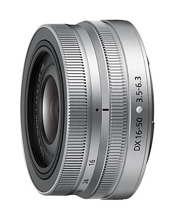 NIKKOR Z DX 16-50mm f/3.5-6.3 VR Silver Edition