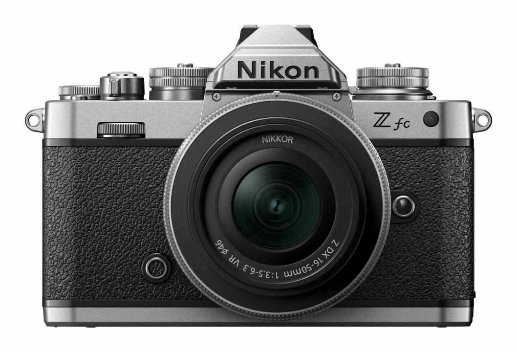 NIKON Z FC. Foto: Nikon