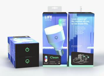 LIFX Clean. Foto: LIFX