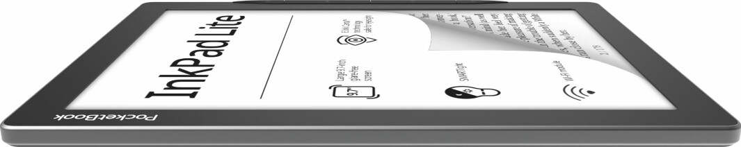 PocketBook InkPad Lite. Foto: PocketBook