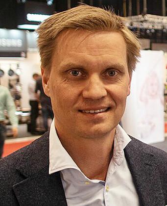 Asle Bjerkebakke er administrerende direktør i Elon Norge. Foto: Jan Røsholm