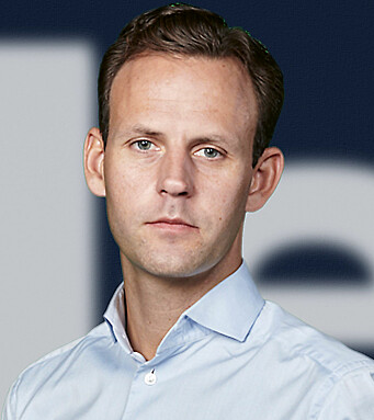 Jonas Gustafsson er ny toppsjef i Allente. Foto: Allente