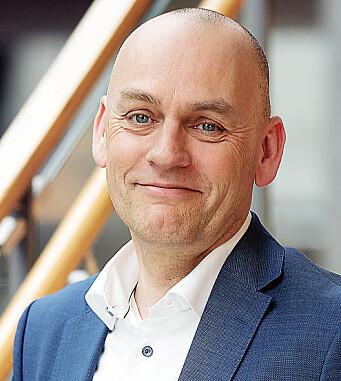 Bjørn Ivar Moen er ny toppsjef i Telenor Sverige. Foto: Allente