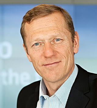 Ove Fredheim er administrerende direktør i Telenor Group Holdings og styreleder i Allente Group. Foto: Telenor