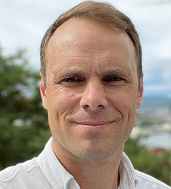 Helge Øien er ny finansdirektør i Allente. Foto: Allente