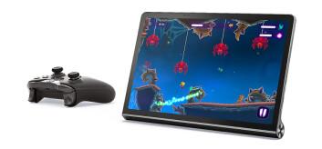 Lillebror Yoga Tab 11 kommer også som valgfri LTE-variant. Foto: Lenovo
