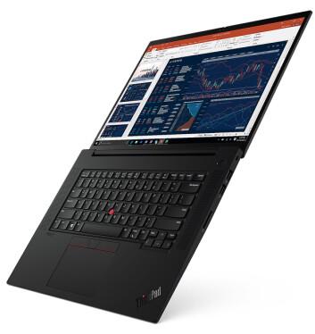 ThinkPad X1 Extreme Gen 4 er nyutviklet og ombygd for å gi mer kraft, bedre tilkobling og kommer i flere konfigurasjonsalternativer. Foto: Lenovo
