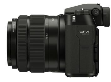 Fujifilm GFX50S II. Foto: Fujifilm