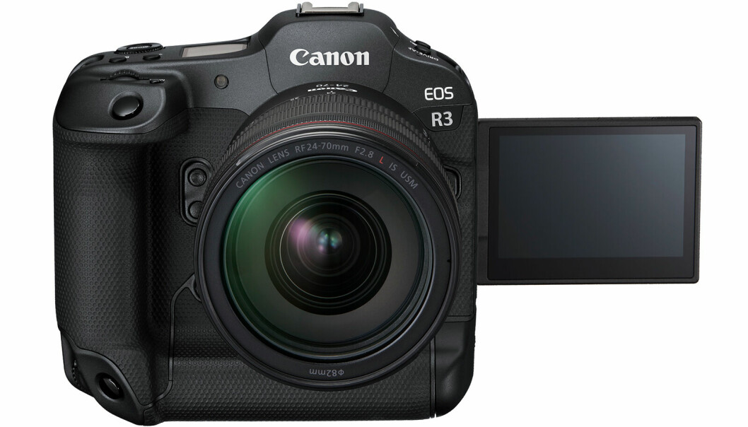 Canon EOS E3. Foto: Canon