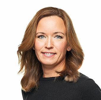 Nordisk marketingdirektør Ulrika Ekelund. Foto: De'Longhi