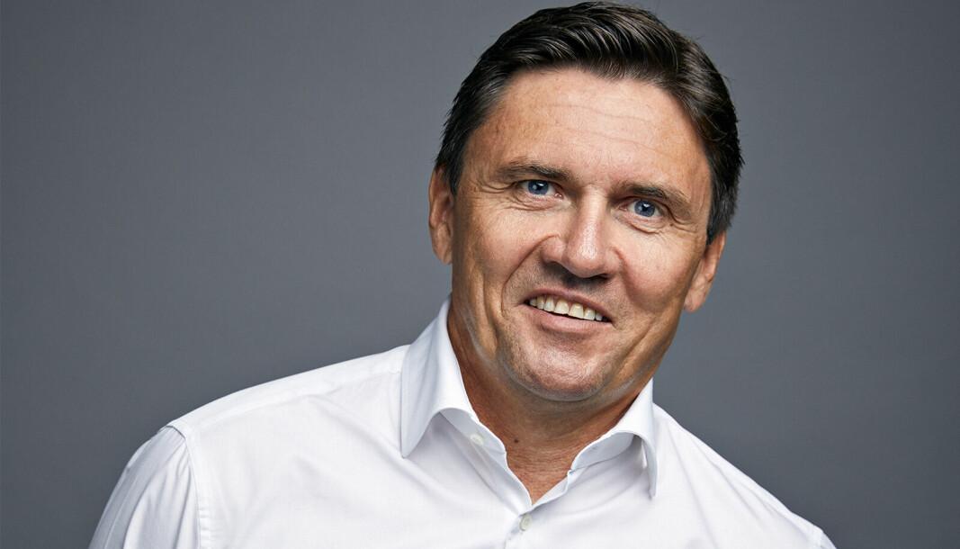 HR-direktør Stein Riibe i Elkjøp Nordic. Foto: Elkjøp